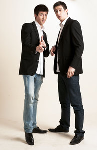 STEEVEN et CHRISTOPHER photo studio 1
