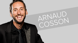 Arnaud COSSON  one man show vignette