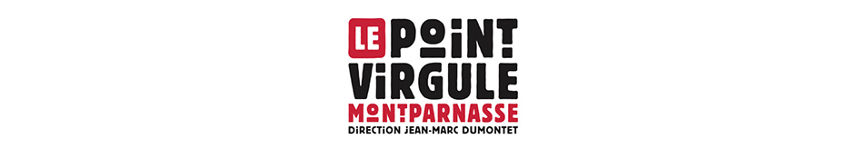 Théâtre le Point Virgule Paris Header