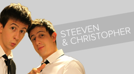 STEEVEN et CHRISTOPHER vignette